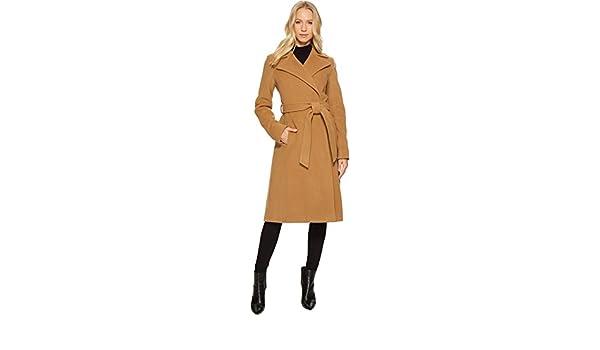 3f0c3ab1dc419 Lauren Ralph Lauren Womens Wrap Coat at Amazon Women s Coats Shop
