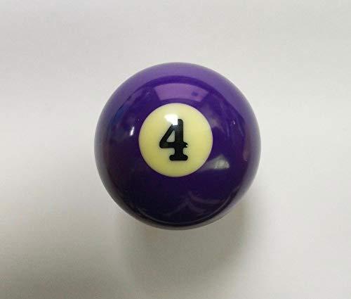Isali New 1pcs NO.4 Pool Table Snooker Billiard Table Cue Ball 2-1/4