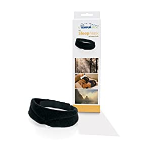 Tempur Pedic The Sleep Mask, One Size, Navy (B0027OUUFW) | Amazon price tracker / tracking, Amazon price history charts, Amazon price watches, Amazon price drop alerts