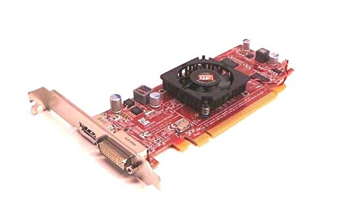Video Dvi Card Oem (3Y14F Video Card Fits OEM Dell ATI Radeon HD4550 Full Height Desktop Tower PC Video Graphics Card Memory 512MB DDR3 DVI Display Port Resolution 2560 X 1600)