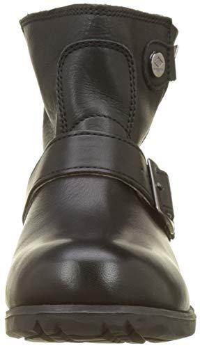 Botas Piel by Mujer Otra 315 Black 40 Noir 75762 de Palladium PLDM EU Negro Ttx6qY6