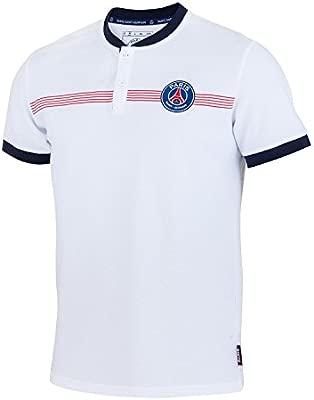 Paris Saint Germain Polo Oficial Talla Hombre, Hombre, Blanco ...