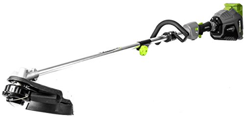 Earthwise LST05815 15-Inch 58-Volt Brushless Motor Cordless Straight Shaft String Trimmer, 2Ah Battery & Charger Included