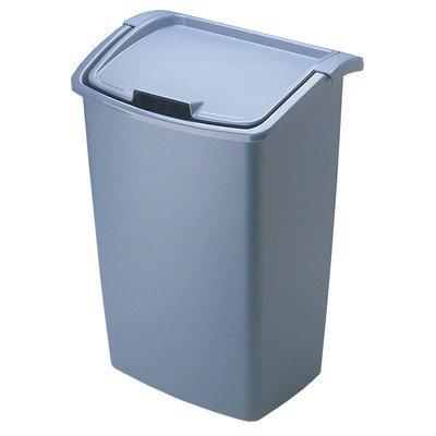 Dual Action Wastebasket - 6