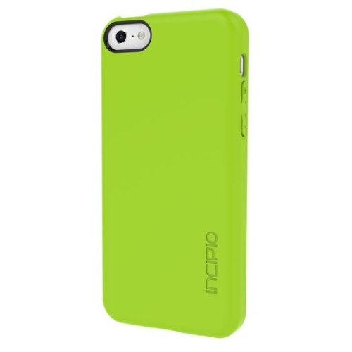 Incipio Feather Case for iPhone 5C - Retail Packaging - - Incipio Slim Form Feather