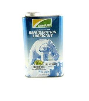 RL32-3MAF 1 Qt Emkarate Refrigeration Oil POE Polyolester Copeland Approved - Poe Oil