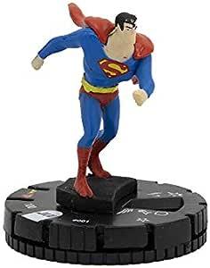 HEROCLIX Justice League Unlimited 018 SUPERMAN jlu