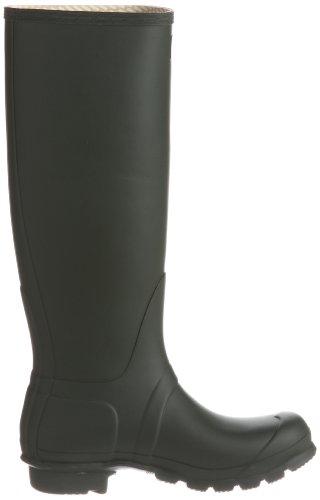 ... Women s Hunter Boots Originale Høy Snø Regn Vanntette Støvler Mørk  Oliven