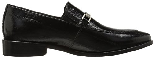 Bit Slip Black Adams Loafer Santiago Moc On Toe Men's Stacy zY8pXwaqOq