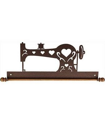 22 inch copper quilt hanger by Ackfeld