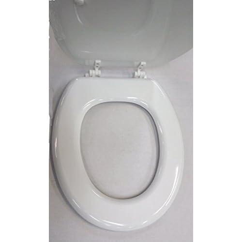 outlet Paradise Elongated Toilet Seat