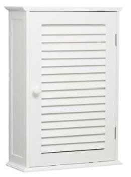 white wood door. Shopinfashion SINGLE SHUTTER DOOR WHITE WOOD BATHROOM WALL CABINET White Wood Door