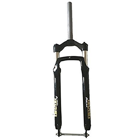 Bike Snow Fat Fork - Fat Aluminum Suspension Bicycle Fork Fit 264.0