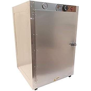 Amazon.com: HeatMax Commercial 19x19x29 Hot Box Food Warmer, Pizza ...