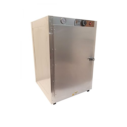 HeatMax Commercial 19x19x29 Hot Box Food Warmer, Pizza Warmer, Catering Hot Food Warmer, PIzza, Pastry, Patty Warmer