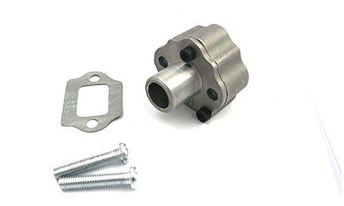 CDHPOWER Reed Valve Air Intake Kit 32mm/Reed Valve Kit 32mm/reed valve 32mm Air manifold Intake set for 2 stroke gas motor engine kit bike by CDHPOWER