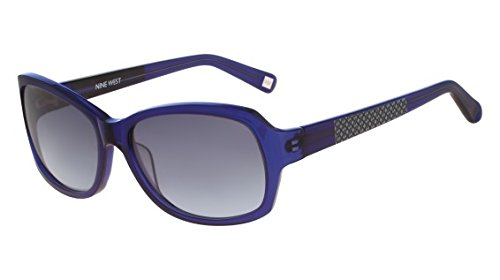 fbce9c5f5b Image Unavailable. Image not available for. Color  Nine West Sunglasses ...