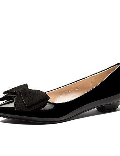 PDX Sint de mujer zapatos Cuero de ZwBqxOZA