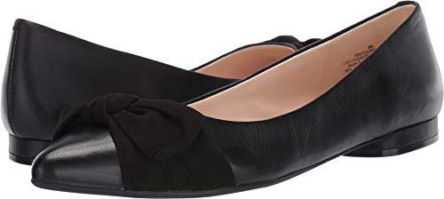 Nine West Women's Ohreally Black 8.5 M US (Woman Shoes Flat Nine West)