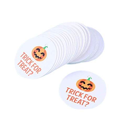 [해외]Healifty Halloween Hanging Tags Gift Tags Candy Box Cookies Bag Message Cards for Autumn Thanksgiving Wedding Craft Presents 50PCS / Healifty Halloween Hanging Tags Gift Tags Candy Box Cookies Bag Message Cards for Autumn, Thanksgi...