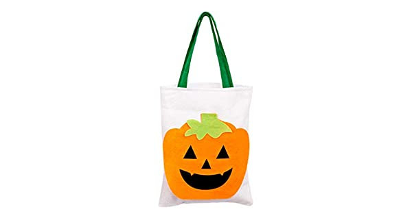 Amazon.com: WuliLINL Bolsa de Halloween reutilizable para ...