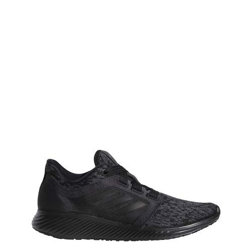 adidas Women's Edge Lux 3, Black/Carbon, 5 M US
