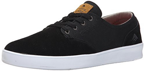 EmericaThe Romero Laced - Scarpe da Skateboard uomo Black/Tan
