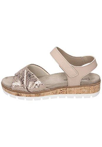 Comfortabel Damen 82 710892 Gold sandal R7Cq8CxwB6