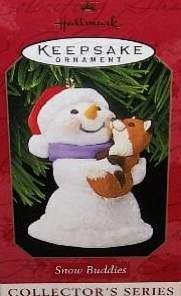 1998 HALLMARK SNOW BUDDIES 2ND IN SERIES QX6319