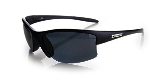 NEWPORT POLARIZED Sunglasses LIDO Matte Black / Polarized Grey - Sunglasses Newport Polarized