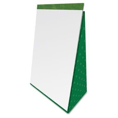 Ampad 24022 Table Top Flip Chart, Plain, 20 Sheets, 20''x28'', White