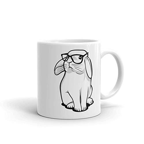 Kute mug Rabbit Mug Bunny Mug Rabbit Cup Bunny Cup Cute Coffee Mug Animal Lover Mug Rabbit Gifts Bunny Gifts Nerdy Mug Geek Mug Cute Pet - Bunny Signature Tag