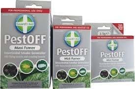 Las Plagas Off Maxi Fumer para control de araña ácaros y otros insectos