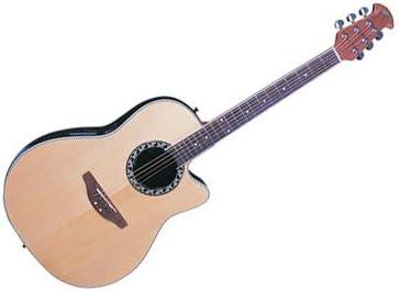Eléctrico-guitarra acústica Applause AE28: Amazon.es: Amazon.es