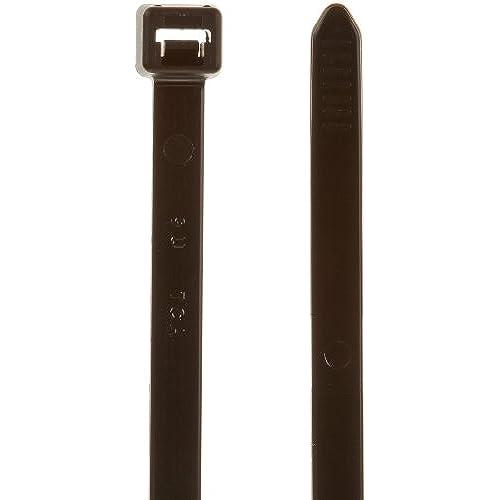 "Top Hellermann Tyton T120L0K2 Heavy Duty Cable Tie, 30"" Long, 120lb Tensile Strength, PA66, Black (Pack of 50) hot sale"
