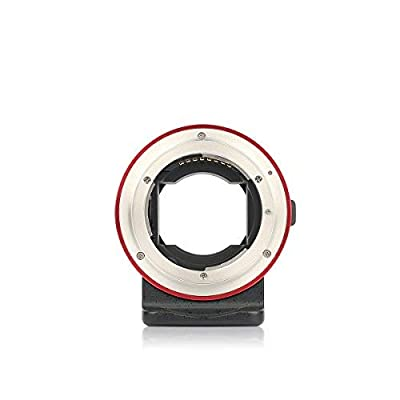 Image of Aoda EC-SNF-E(S) Mount AutoFocus Adaptor Ring Lens Adapter Nikon G Mount Lens to Sony E Mount Full Frame Cameras Adapters & Converters
