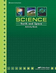 Science: Earth and Space Activity Book, used for sale  Delivered anywhere in USA
