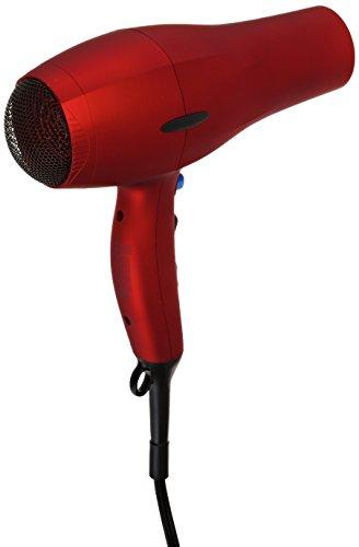 Conair Brush Dryer ~ Conair watt soft touch styler hair dryer red