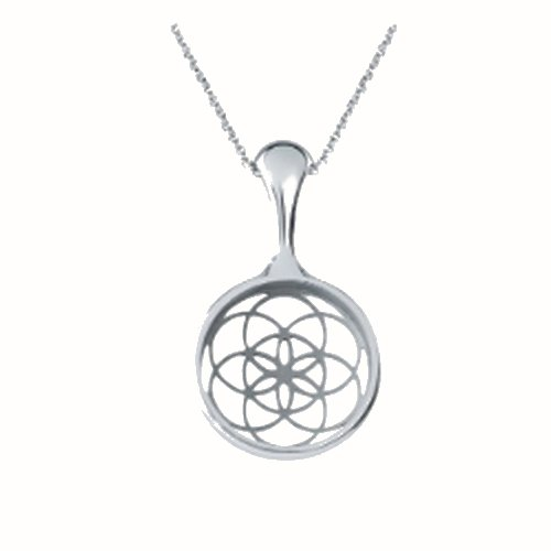 Misfit Bloom Necklace (Stainless Steel)