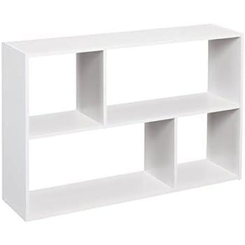ClosetMaid 1580 Cubeicals Mini Off Set Organizer, White
