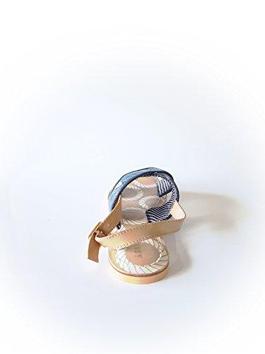 Damen GAASTRA Sandalen in Größe aus 37 Blau Stoff zZqzwrd