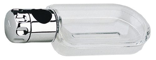 Grohe 28 856 000 Relexa Shower Bar Mount Soap Dish, StarLight Chrome ()