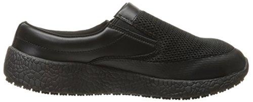 Skechers For Work Women's Burst SR Tifton Work Shoe,Black,9.5 M US