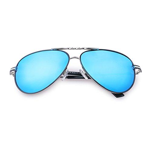 Lunettes pour Hommes Verres UV Soleil TESITE Blue De PolariséS 100 Anti gqxIEEwpOt
