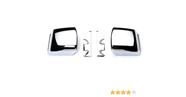 Door Mirror Cover-Chrome Putco 400130