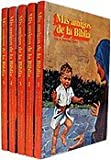 img - for Mis Amigos de la Biblia 5 Vol Vol menes Set Spanish book / textbook / text book