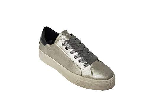 London Platino 25341aa1 Sneaker Crime Donna Syke wFqYOxpdx
