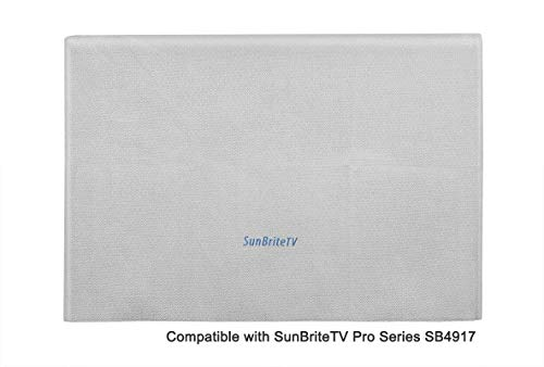 Sunbrite TV SB-DC461NA Polypropylene Premium Dust Cover for 46