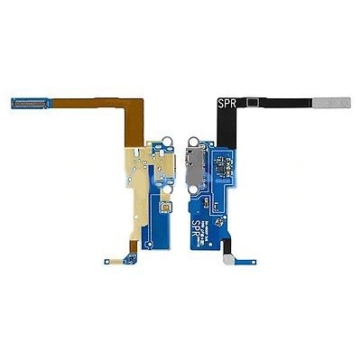 USB Charging Port Microphone Flex Cable Replacement for Samsung Galaxy Note 3 N900P Sprint