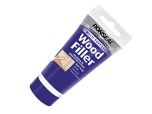 Ronseal RSLMPWFM100G 10gg Medium Multi-Purpose Wood Filler Tube